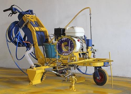 Mesin Marka Jalan Sprayer (Coldplastic) GTM-SPM02