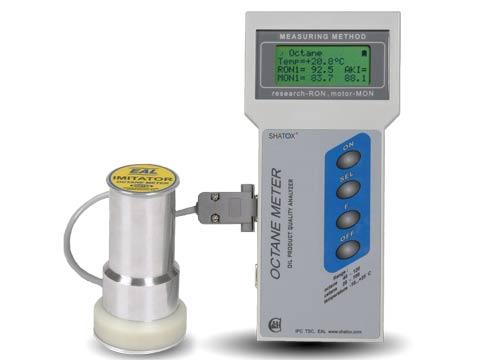 SHATOX SX-100K Portable Octane Analyzer