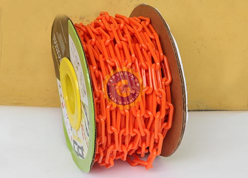 Rantai Plastik Safety Cone