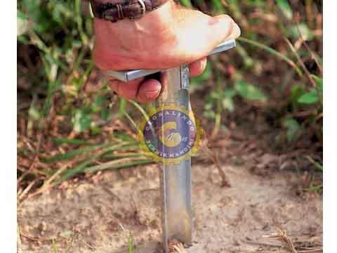 soil sampling tube
