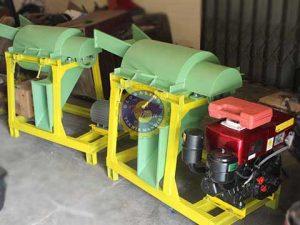 mesin pencacah kompos