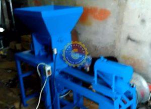 mesin pencetak baglog jamur