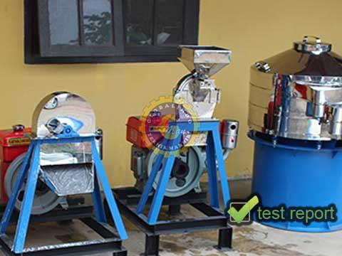 mesin penepung ubi kayu