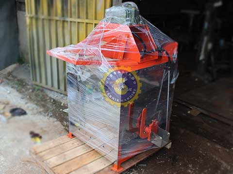mesin preheater