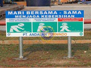 rambu k3 safety