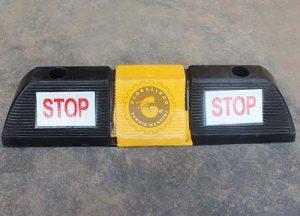 stopper parkir
