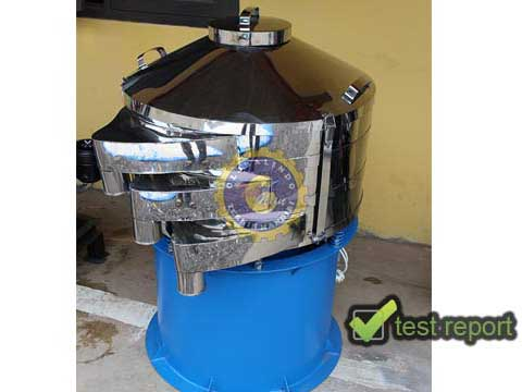 mesin pengayak tepung