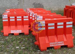 road barrier custom
