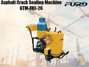 ashpalt crack sealing machine