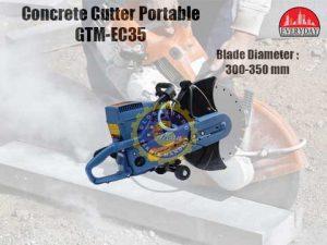 concrete cutter potable