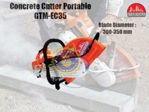 concrete cutter portable