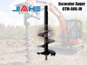 excavator auger