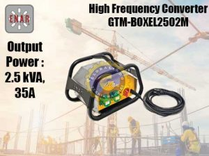 High Frequency Converter Boxel