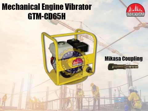 mechanical engine vibrator