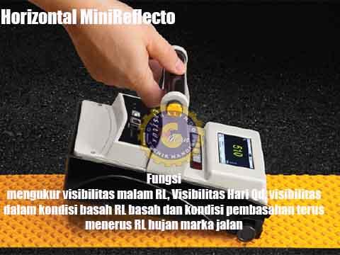 Horizontal MiniReflecto