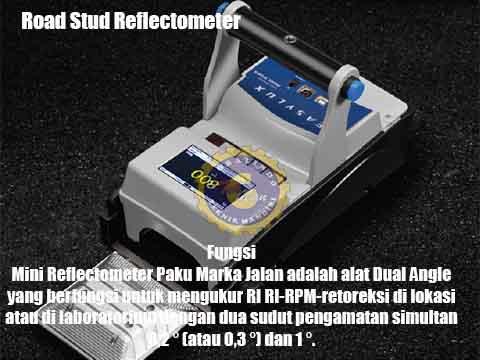 Mini Reflectometer Road Stud