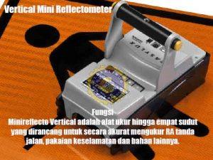 Vertical Mini Reflectometer