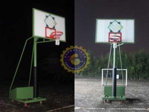 Ring Basket Portable