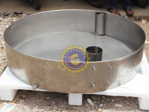 Evaporation Pan