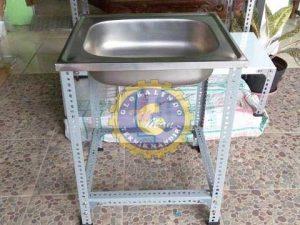 Wastafel Cuci Tangan Portable