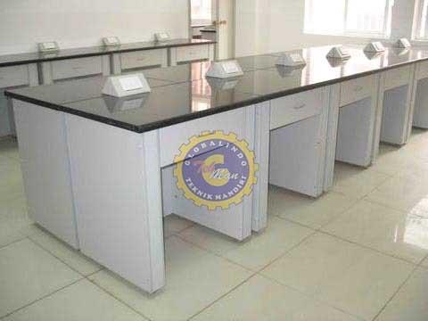 Meja Timbang Laboratorium Anti Getar
