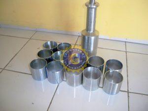 Corps Of Engineer Soil Surface Sampler
