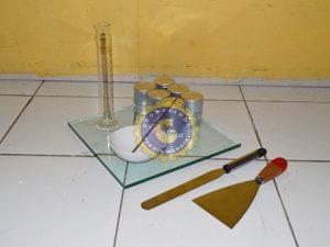 Plastic Limit Test Set